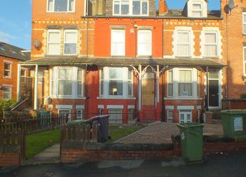 Thumbnail 7 bed terraced house to rent in Hyde Park Terrace, Leeds