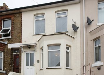Thumbnail 2 bedroom terraced house for sale in Mayfield Avenue, Dover