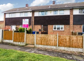 Thumbnail 2 bedroom terraced house for sale in Didcot Drive, Marchington, Uttoxeter