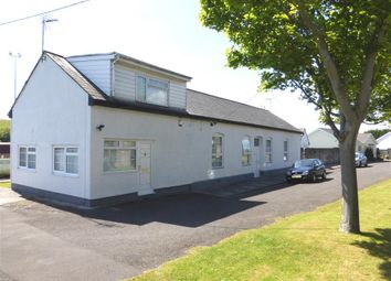 Thumbnail 5 bed detached bungalow for sale in Station Terrace, East Aberthaw, Barry