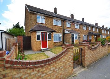 3 bed end terrace house to rent in Longhouse Road, Grays RM16