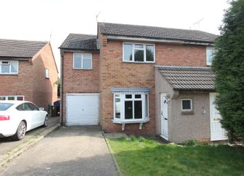 Thumbnail 3 bed semi-detached house for sale in Spinney Drive, Barlestone, Nuneaton
