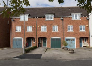 Thumbnail 4 bed town house for sale in Crowden Drive, Leamington Spa