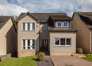 Thumbnail 4 bed detached house for sale in Chiefswood Road, Melrose