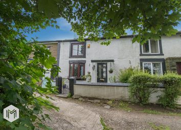 Thumbnail 2 bed cottage for sale in The Old Hayloft, Watling Street, Affetside, Bury
