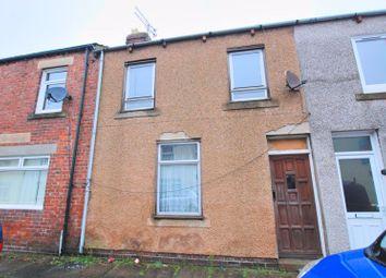 Thumbnail 3 bedroom terraced house for sale in Scott Street, Amble, Morpeth
