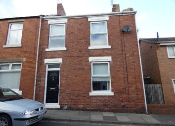 Thumbnail 4 bed terraced house for sale in Flora Street, Spennymoor