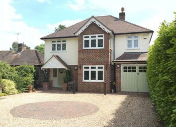 Thumbnail 4 bed detached house for sale in Forest Road, Effingham Junction, Leatherhead
