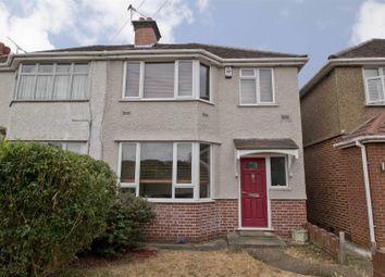 Thumbnail 3 bed semi-detached house for sale in Harlington Road, Uxbridge