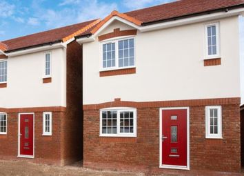 Thumbnail 3 bed detached house for sale in Moss Lane, Minshull Vernon, Cheshire