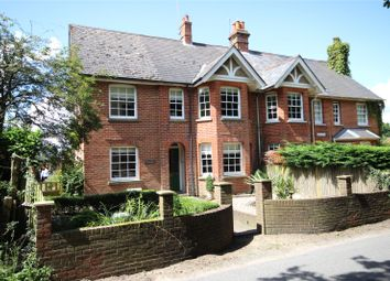 Thumbnail 4 bed semi-detached house for sale in Oakhanger, Hampshire