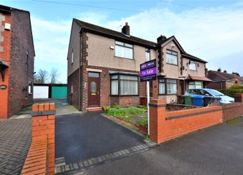 Thumbnail 3 bed semi-detached house for sale in Manchester Road, Leigh