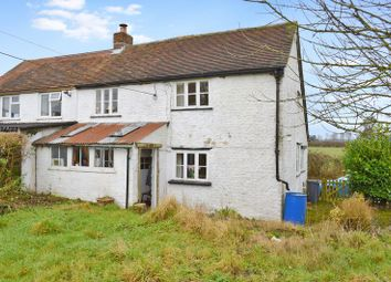 Thumbnail 2 bed semi-detached house for sale in Kilmington, Warminster