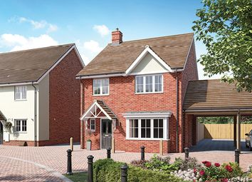 """Thumbnail 4 bed property for sale in """"The Romsey"""" at Factory Hill, Tiptree, Colchester"""