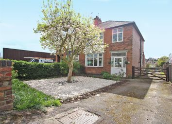 Thumbnail 3 bedroom semi-detached house for sale in Cavendish Road, Carlton, Nottingham
