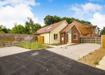 Thumbnail 3 bed bungalow for sale in ., Town Green, Wymondham