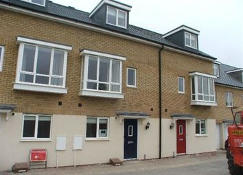 Thumbnail 3 bed property to rent in Bank Ave, Hampton Heights, Peterborough