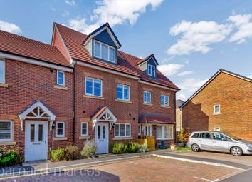Thumbnail 3 bedroom terraced house for sale in Winter Close, Epsom