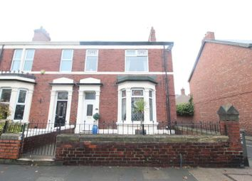 Thumbnail 4 bed terraced house for sale in Bede Burn Road, Jarrow