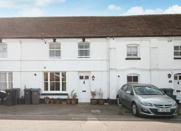 Thumbnail 2 bed terraced house for sale in Sandwich Road, Ash, Canterbury