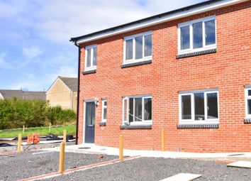 Thumbnail 3 bedroom semi-detached house for sale in Gendros Crescent, Gendros, Swansea