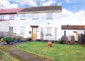 Thumbnail 3 bed terraced house for sale in Fitzhead, Taunton