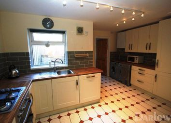 Thumbnail 4 bedroom terraced house to rent in Bedford Street, Cardiff