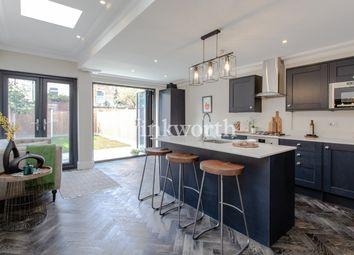Glenwood Road, London N15. 4 bed terraced house