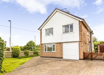 Thumbnail 4 bed detached house for sale in Holt Rise, Shepshed, Loughborough