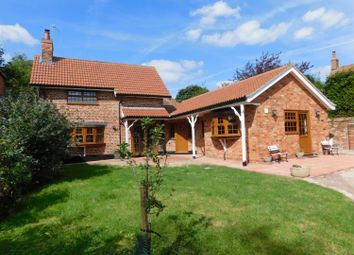 Thumbnail 3 bed detached house for sale in Beck Lane, Welton-Le-Marsh, Spilsby