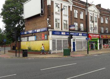 Retail premises to let in High Street, Harrow HA3
