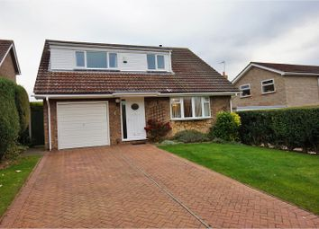 Thumbnail 4 bed detached house for sale in Montaigne Crescent, Lincoln
