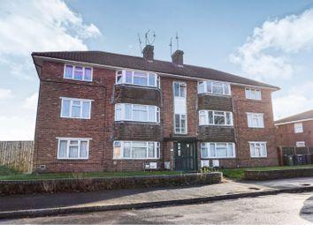 Thumbnail 2 bed flat for sale in Winterton Road, Bulkington