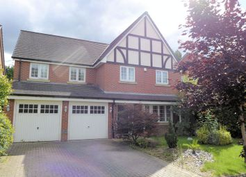 Thumbnail 5 bed detached house to rent in Feversham Close, Eccles, Ellesmere Park, Manchester