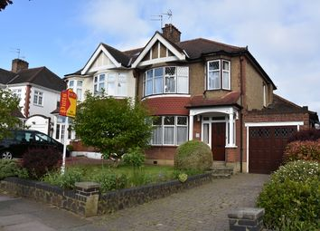 Thumbnail 3 bed semi-detached house for sale in Green Moor Link, Winchmore Hill