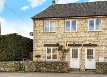 Thumbnail 3 bed end terrace house for sale in Milton Under Wychwood, Oxfordshire