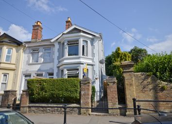 Thumbnail 3 bed end terrace house for sale in Carisbrooke Road, Newport