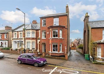Thumbnail 4 bed end terrace house to rent in Verulam Road, St Albans, Hertfordshire