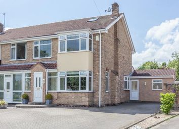 Thumbnail 4 bed semi-detached house for sale in Broadley Avenue, Anlaby, Hull