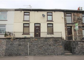 Thumbnail 2 bed terraced house for sale in Ystrad Road, Ystrad, Pentre