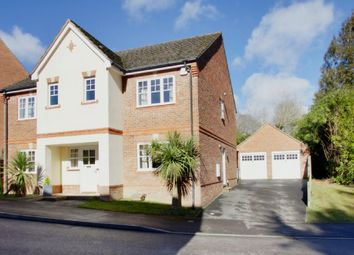 Thumbnail 6 bed detached house for sale in Montomgery Road, Enham Alamein