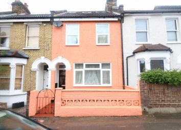 Thumbnail Property to rent in Clacton Road, London