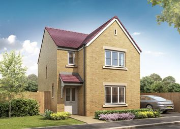 "Thumbnail 3 bed detached house for sale in ""The Derwent  "" at Station Road, Hesketh Bank"
