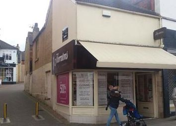 Thumbnail Retail premises to let in 58 High Street, Kettering, Northants