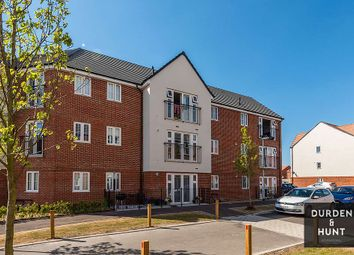 Thumbnail 2 bed flat for sale in Keen Avenue, Buntingford