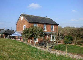 Thumbnail 5 bed detached house for sale in Bush Lane, Callow End, Worcester