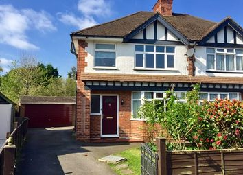 Thumbnail 3 bed semi-detached house to rent in Orchard Grove, Maidenhead