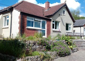 Thumbnail 4 bed detached bungalow for sale in Milton Damerel, Holsworthy