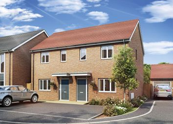 Thumbnail 2 bedroom semi-detached house for sale in Harold Hines Way, Trentham Manor, Stoke-On-Trent
