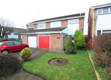 3 bed semi-detached house for sale in Seneschal Road, Coventry CV3